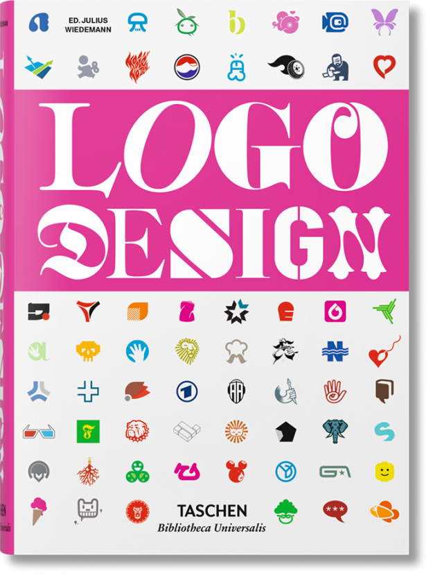 Logo Design by Julius Wiedemann